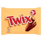 Mars Twix  3-pack voorkant