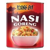 Kung-Fu Nasi Goreng Kant & Klaar voorkant