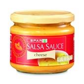 Spar Salsasaus Kaas voorkant