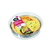 Daily Chef quiche ham prei voorkant
