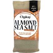 Chokay chocolade amandel zeezout  voorkant