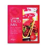 Spar Kruidenmix Taco'S voorkant