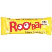 Roo'bar snackreep maca cranberry voorkant
