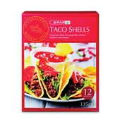 Spar Taco Shells voorkant