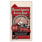 Douwe Egberts snelfiltermaling aroma rood voorkant