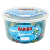 Haribo winegums Smurfen voorkant