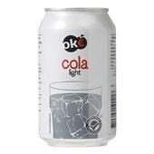 Oke Cola Light voorkant