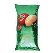 Gwoon Chips Bolognese voorkant