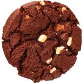 American cookie triple chocolate voorkant