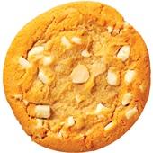 American cookie witte chocolade - macadamia voorkant