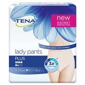 Tena lady pants plus maat M voorkant