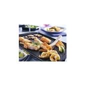 gourmet vis menu met pannetjes p.p. voorkant