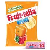 Fruittella snoep mini's voorkant