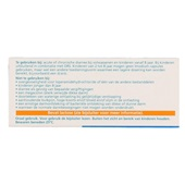 Imodium Diarree Remmer Capsules achterkant
