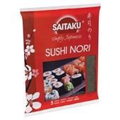 Saitaku Sushi Nori Bladen achterkant