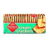 Patria Creamcrackers voorkant