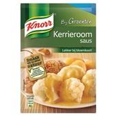 Knorr Roomsaus Kerrie voorkant