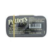 Potter Keelpastilles Original achterkant