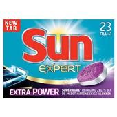 Sun Vaatwastabletten All-In-1 Extra Power voorkant