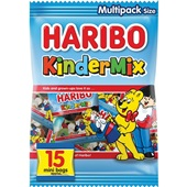Haribo Kindermix Uitdeelzak voorkant