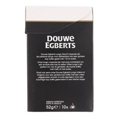 Douwe Egberts Aroma Rood Koffiecapsules Decafe achterkant