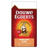 Douwe Egberts snelfilterkoffie Douwe Egberts Aroma Rood Blond filterkoffie, 500 gram voorkant