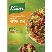 Knorr Wereldgerechten Kip Piri Piri voorkant