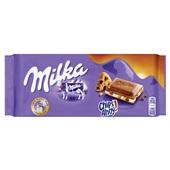 Milka Chocolade Tablet Chips Ahoy!Cookies voorkant