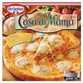 Dr. Oetker Casa Di Mama Pizza Quattro Formaggi voorkant