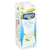 Alpro Soya Drink Light Naturel achterkant