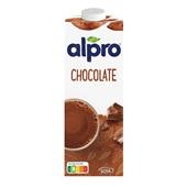 Alpro Soya Drink Choco voorkant