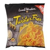 Lamb Weston Twister Fries naturel voorkant