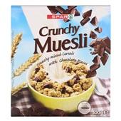 Spar Muesli Crunchy Chocolade voorkant