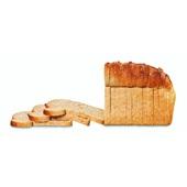 Ambachtelijke Bakker Knip Bruin Brood Half voorkant