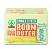 Spar Roomboter Ongezouten voorkant