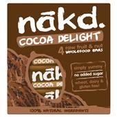 NAKD cocoa delight voorkant