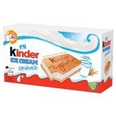 Kinder ijs  sandwich voorkant