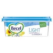 Becel margarine light voorkant