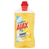 Ajax boost allesreiniger baking soda en lemon voorkant