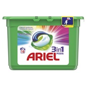 Ariel 3 in 1 pods color & style voorkant