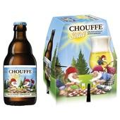 La Chouffe Chouffe Soleil achterkant