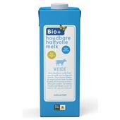 Bio+ halfvolle melk houdbare  voorkant
