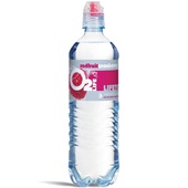 O2 Life Mineraalwater Red Fruit Cranberry voorkant