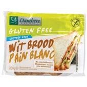 Damhert Glutenvrij Wit Brood voorkant
