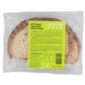Damhert Glutenvrij Wit Brood achterkant