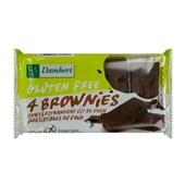 Damhert Glutenvrij Brownies voorkant