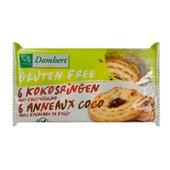 Damhert Glutenvrij Kokosringen voorkant