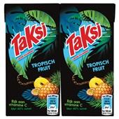 Taksi Tropisch fruit 10 pack voorkant