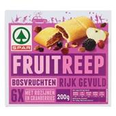 Spar Tussendoor Fruitreep Bosvruchten voorkant