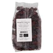 Smaakt Cranberries achterkant